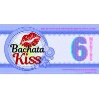 6 Months Voucher for Bachata Lessons & Party in London